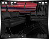 (m)Raven 6P Couch