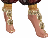 Harem Genie Feet Coin