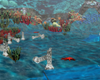 Underwater Glass World
