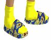 SpongeBob Yellow Socks