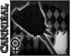Single Black Rose