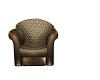 Creme Scruffy Armchair