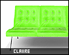 C|Neon Lime Couch