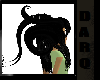 Darqer Horns blk hair