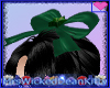 Tinker Bell Green Bow