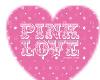 Pink Love Heels