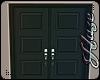 [IH] Blk Double Doors