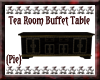 {Pie}Tea Room Buffet