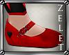 |LZ|Kid Valentines Shoes