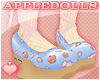 *A Candy Alice Shoe