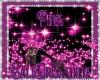 Pink Star floor particle