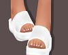 Cozy Slippers wht