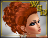 Fruits Updo Copper Red
