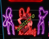 Bad Girls Neon Sign