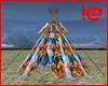 @ Apache tent