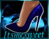 Mita Heels - Blue