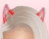 Red Neon Horns