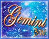 *BW* Gemini Zodiac Sign