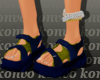 k. the sandals