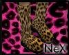 Leopard Boots -*[NeX]*-