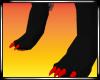 :EF: Red Claw Feet