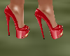 !Em RedGold Heels