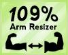 Arm Scaler 109%