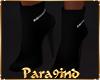 P9)Black Ankle Boots