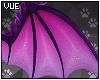 V ♥ Noctu Wings Lg