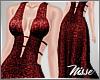n  Priscilla Dress Ruby