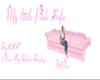 My Little Pink Sofa