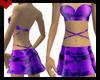 F> Lavander Dress