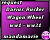 ♡M Wagon Wheel