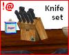 !@ Knife set