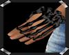 JB Black Skel Hand L M/F