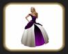 Caz Cinder Gown Violet 1