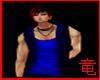 [竜]Blue Muscle Hoody
