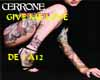 cerrone mix give me love