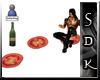 #SDK# Tomate DC Botella