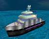 yacht huse boat MQ