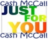 [DS]just for you cash