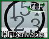 HFD Round Picture Tank