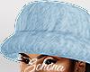 ṩFur Hat Blue