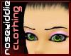 ~Natural Eyebrows Black~