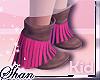 SR* Kid P.L.I.C Boots