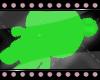 *Green Gummie Bear