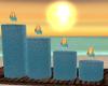 !li! Beach Candles/ Boho