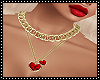 Necklace Heart love