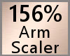 Arm Scaler 156% F A