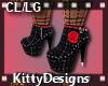*KD CL Desigual boots